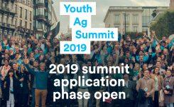 Молодежный саммит в Бразилии Youth Ag Summit